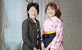 岡山で証明写真・記念写真・就活写真ならフタバ写真場 全身撮影も可能です