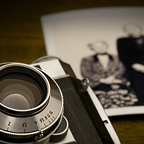 岡山で証明写真・記念写真・就活写真ならフタバ写真場 時間が長く経過した写真を綺麗に復元します